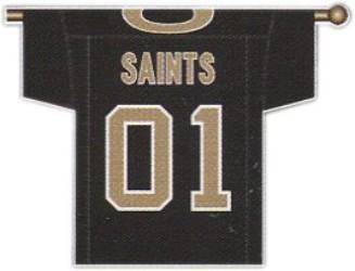 Saints Jersey Banner 34×30 side 2 – Polyester