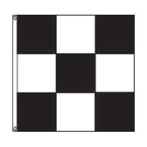 Blk-Wh-Checkered-3×3-nylon
