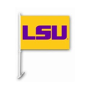 LSU-CarFlag-Gold
