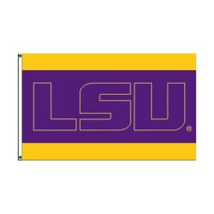 LSU-letters-3×5-Polyester
