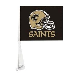 Saints-Car-Flag-11×14-DP