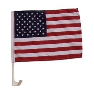 US-Car-Flag-11×14-DP