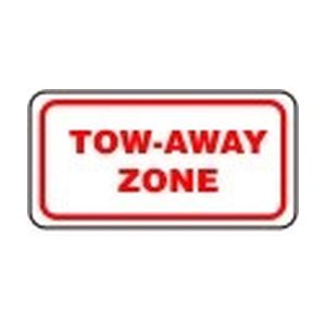 tow-away-zone