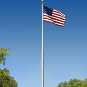 external pole